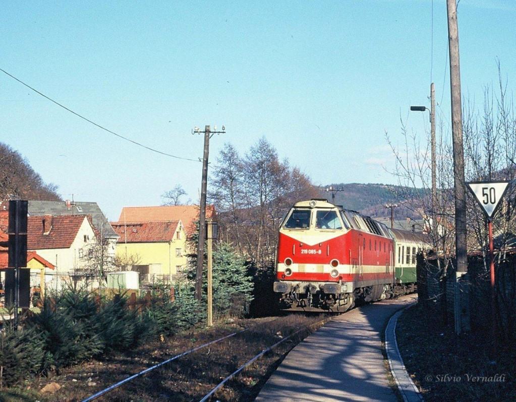 Bahnzone.de: Rudolstadt-Schwarza - Bad Blankenburg
